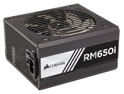 Power Supply Corsair Rm750i Rmi750 Modular Gold corsair rm650i rmi series 650 watt fully modular power supply unit 80 plus gold certified ebuyer