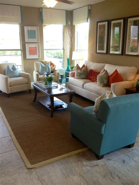 Blue And Coral Living Room by Blue And Coral Living Room Decor House