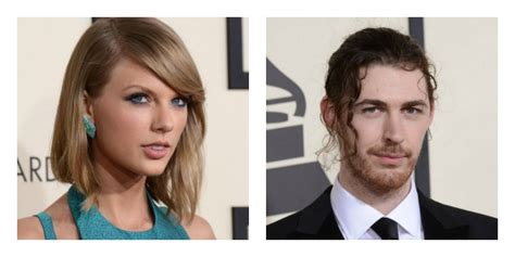 hozier dating taylor swift kissed hozier at grammy party new couple