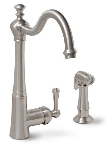 premier 120161lf sonoma lead free kitchen faucet pluses premier kitchen chrome faucet chrome kitchen premier