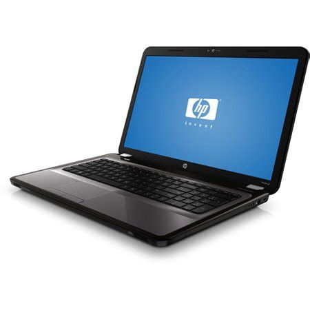 "hp refurbished black 17.3"" pavilion g7 1167dx laptop pc"