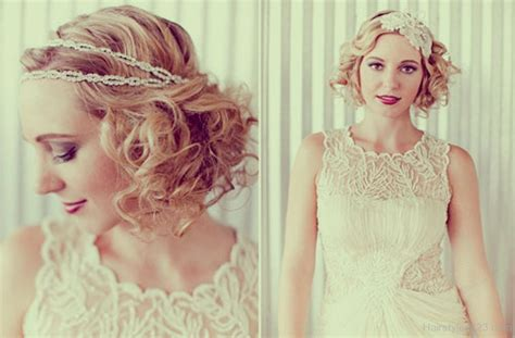Vintage Wedding Hairstyles For Curly Hair by Wedding Hairstyles