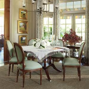 southern living dining rooms dining room decorating ideas create privacy with pocket