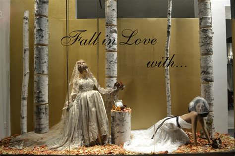 Wedding Window by Made Ya Look Yea Or Nay This Wedding Window Display