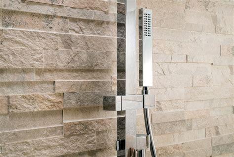 rivestimento doccia in pietra rivestimento effetto pietra bottacini pavimenti