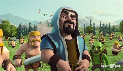 clash of clans hd wallpaper free