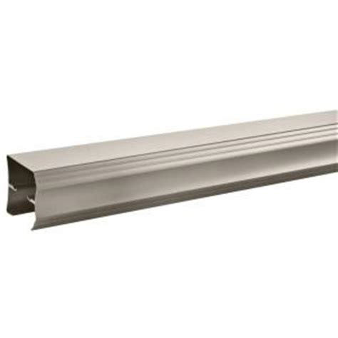 Sliding Shower Door Track Where To Buy Delta 60 In Sliding Shower Door Track Assembly Kit In Nickel Sdls060 Nik R