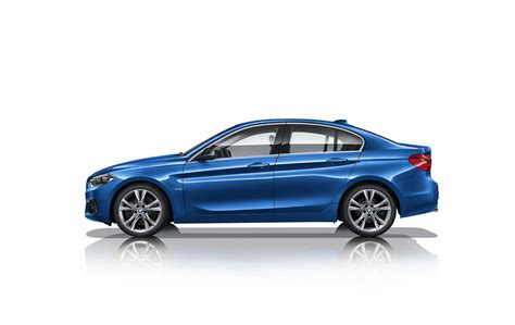 Bmw 1er Reihe by Bmw Details China Only 1 Series Sedan Ahead Of Launch
