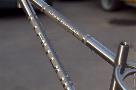 bead blasted titanium triton bikes titanium frames handmade in russia anyone