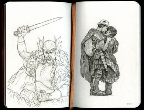 sketchbook sketchbook anthony vanarsdale and illustration sketchbook scan