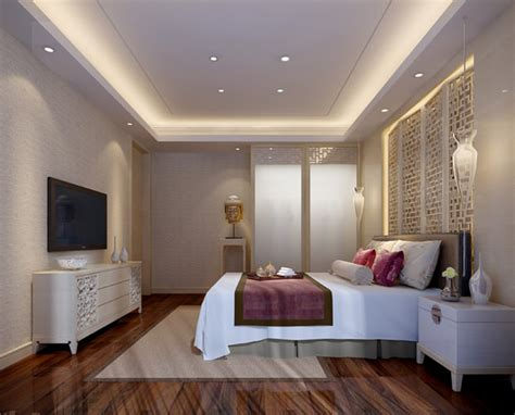 model room design 3d small hotel bed room cgtrader