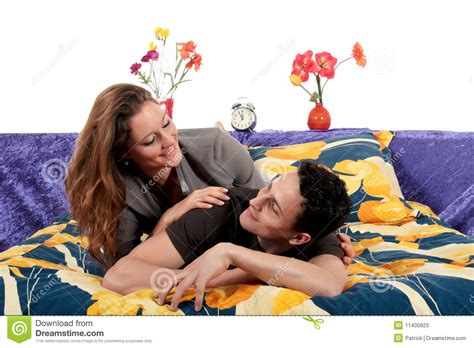 bedroom couple pic couple bedroom grooming stock photos image 11400923