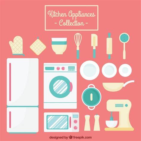 imagenes vectoriales cocina gratis colecci 243 n de electrodom 233 sticos y herramientas de cocina