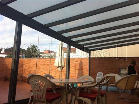 cerramiento patio interior cerramientos de patios con techos m 243 viles beldaglass