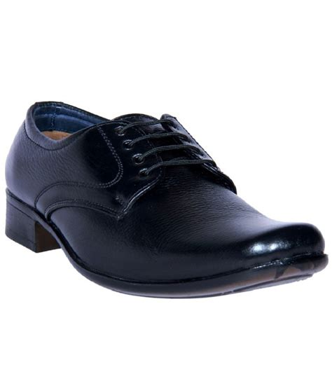 jackboot stylish black formal shoes price in india buy