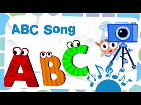 Abc Spon abc song alphabet song nursery rhymes babytv