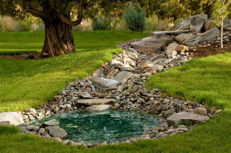 backyard pond pool 37 backyard pond ideas designs pictures
