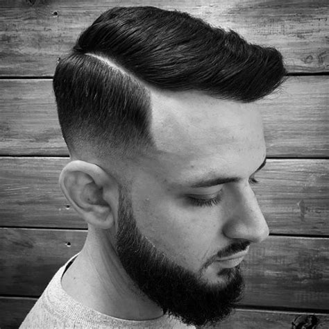 hard cut comb over comb over haircut for men 40 classic masculine hairstyles
