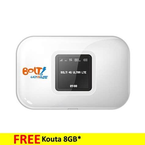 bolt modem aquila slim 4g lte white dinomarket belanja bebas resiko