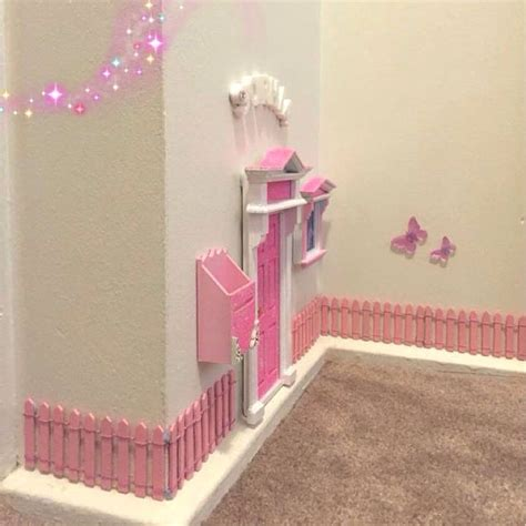 fairy doors for bedroom the 25 best girls fairy bedroom ideas on pinterest
