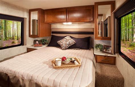 rv bedroom wohnmobile mieten in usa in los angeles und usa cer rv
