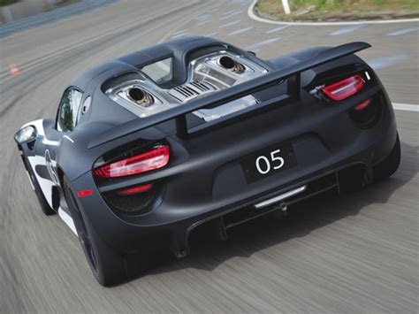 Porsche 918 Spyder Technische Daten by Porsche 918 Spyder Technische Daten Leistung Und