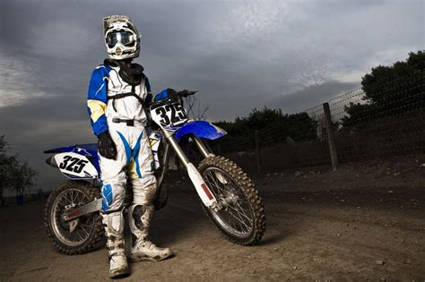 where can i ride my motocross bike work with me 5 months then 2 days at my