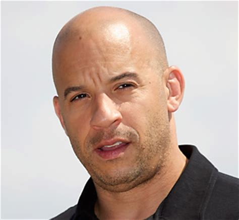famous bald men pix magazine