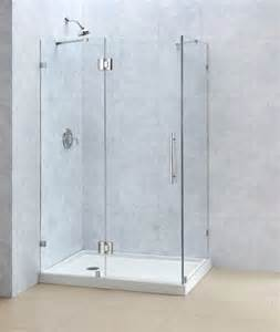Bathroom Shower Kits Dreamline Shen 1332460 04 Quatralux Shower Enclosure Modern Shower Stalls And Kits