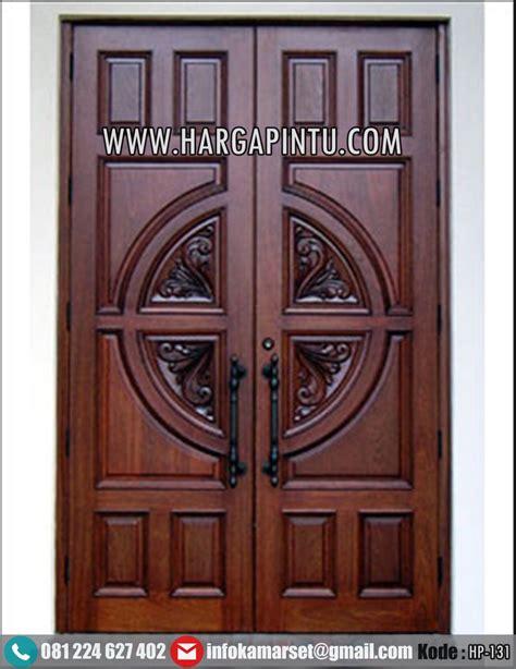 Hp Pintu pintu ukir minimalis terbaru hp 131 harga pintu
