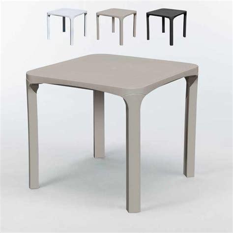 offerte tavoli da esterno offerta 14 tavoli da esterno giardino bar in polyrattan