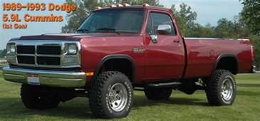 89 93 Dodge Diesel For Sale 1st Dodge Cummins 5 9l 89 93 Diesel Performance Parts