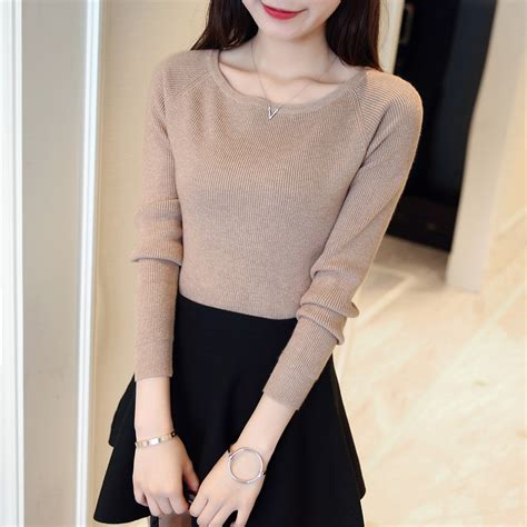 boat neck sweater outfit usd 81 09 sweater ladies autumn outfit coat long