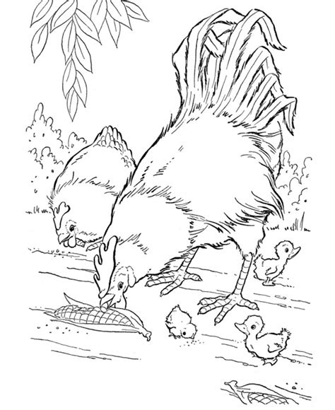 coloring pages of dangerous animals free printable farm animal coloring pages for kids