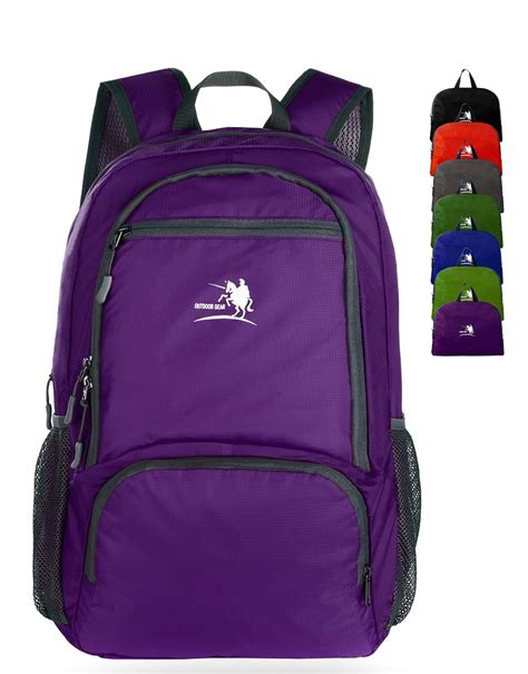 backpack with lifetime warranty free 25l packable handy lightweight travel hiking