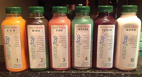 Juice Detox San Diego by Juice Cleanses To Feel Lighter And Tighter San Diego Reader