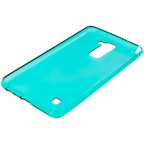 for lg g stylo 2 ls775 stylus 2 tpu silicone skin rubber cover baby blue ebay