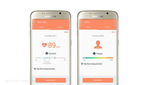 samsung health app track manage improve better health with s health app samsung global newsroom