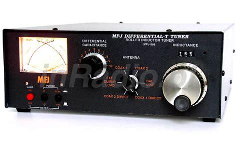 mfj 986 3kw roller inductor tuner mfj 986 3kw roller inductor antenna tuner 1 8 30 mhz fast delivery mfj986 ebay