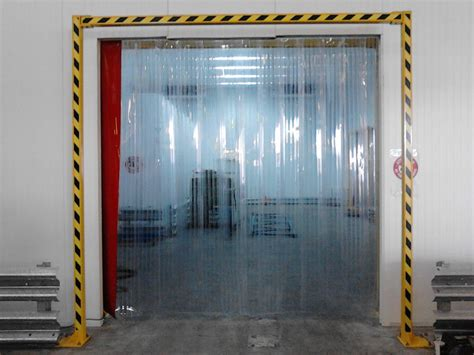 warehouse curtains 3m x 3m reinforced warehouse curtain on swivel hinges