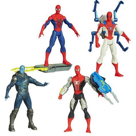 spider 2 figure the amazing spider figures