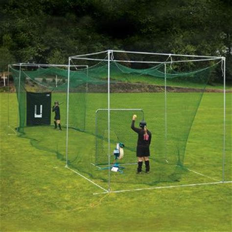 backyard batting cage my hubby is going to turn our