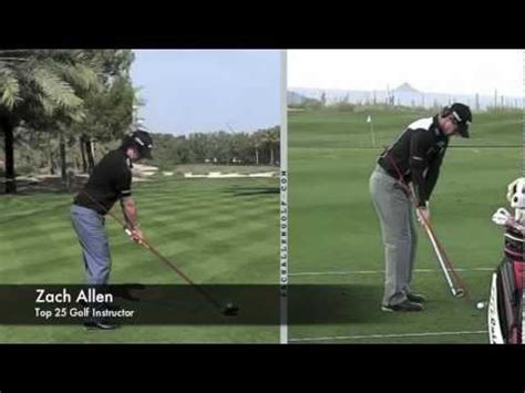 rory iron swing rory mcilroy iron vs driver youtube