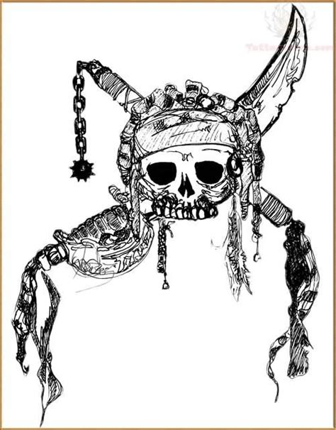 jolly rogers tattoo 60 fascinating jolly roger tattoos stock golfian