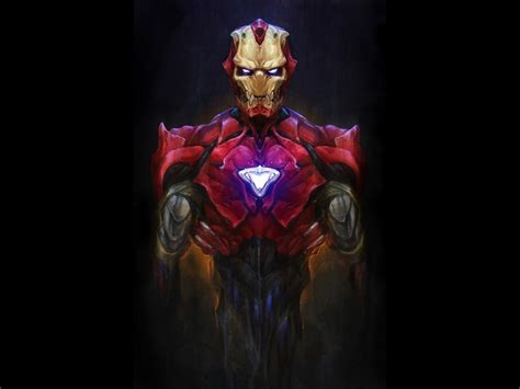 wallpaper android marvel suit android artwork marvel comics bionic evil wallpaper