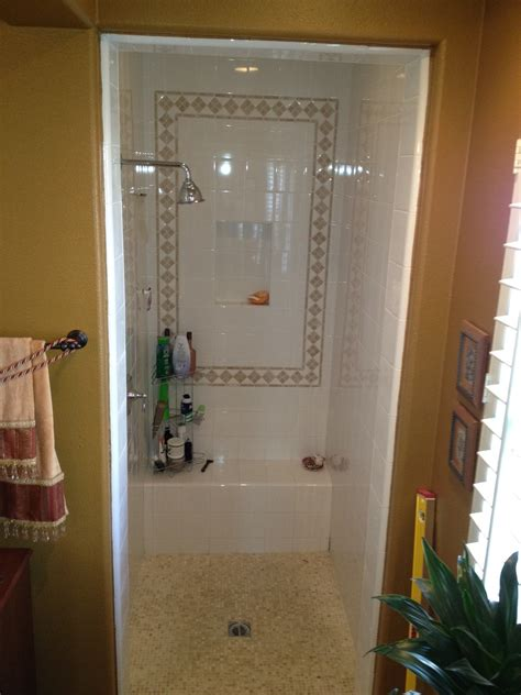 Installation Of Shower Doors Shower Door New Install 1 Before Sliding Door Repair San Diego Ontrack