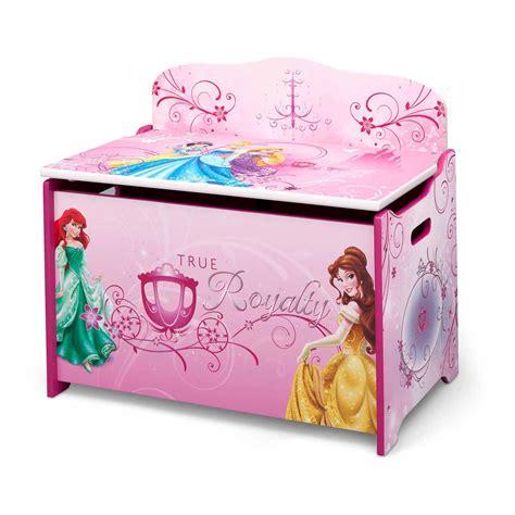 princess storage bench princess foldable storage bench