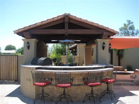 Remodel Patio by Remodel Patio Bbq Mediterranean Patio By