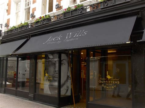 Shop Awning by Shop Awnings For Major Retail Chains Across The