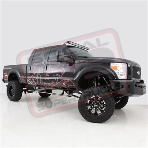 Light Bar Roof Mount Brackets For 50 Quot Straight Led 1999 F250 Led Light Bar
